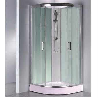Ikea duschvägg