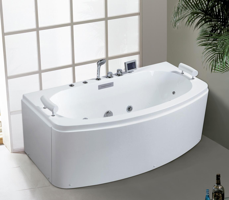 Kända Viskan 160 massagebadkar två personer | www.pm-hem.se WF-82